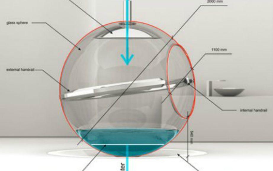 Αυτή η μπανιέρα δεν έχει γίνει ακόμα γνωστό πότε θα κυκλοφορήσει στην αγορά.