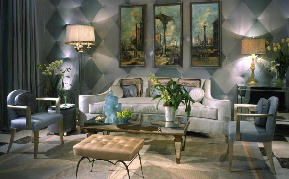 Η τέχνη πάντα βοηθάει στο να εμπλουτίσετε το στιλ που έχετε επιλέξει για το σπίτι σας.