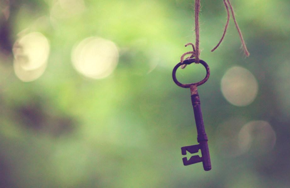 Μια κρεμάστρα κλειδιών δε θα σας αφήσει ποτέ χωρίς τα κλειδιά σας!
