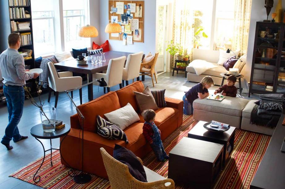Είναι σημαντικό τόσο εσείς όσο και οι καλεσμένοι σας να μπορείτε να κυκλοφορείτε άνετα μέσα στο σπίτι και να έχετε πιο ιδιωτικές στιγμές όταν το θέλετε.