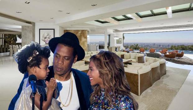 Η Beyonce και ο Jay-Z Μένουν σε Ένα από τα πιο Ακριβά Ενοικιαζόμενα Σπίτια (video)