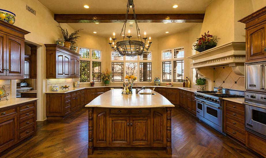 Με δύο μεγάλα αγόρια στο σπίτι, σίγουρα η κουζίνα βρει καλή (και συχνή) χρήση!