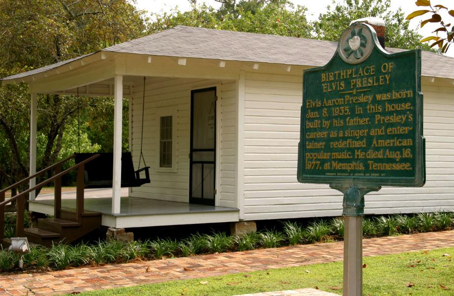 Και τι δε θα δίναμε να επισκεφθούμε το μουσείο-σπίτι του Elvis!