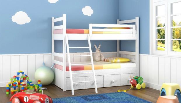 6 Παραμυθένια Παιδικά Δωμάτια για να Εμπνευστείτε για το Δικό σας!
