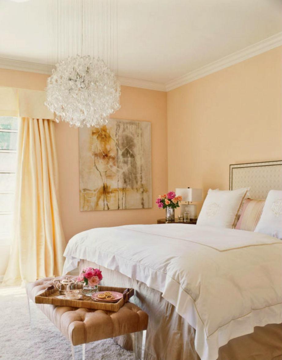 Το ρομαντικό μάστερ υπνοδωμάτιο κάποτε κατοικούνταν από την Jennifer Lopez και τον Marc Anthony.