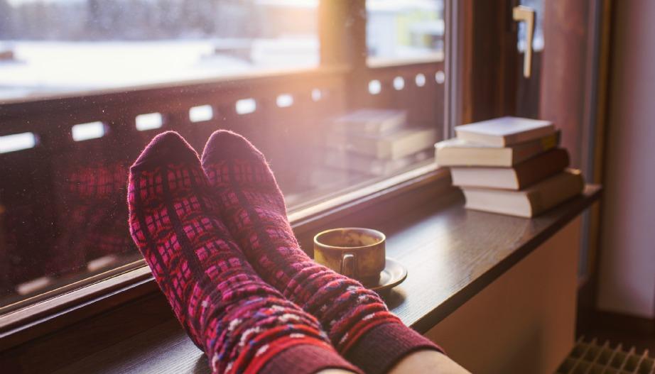 Κάνε τη μονή σου κάλτσα