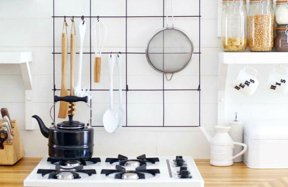 Η ανάπτυξη στην κουζίνα σας πρέπει να είναι στιλάτη και... κάθετη!