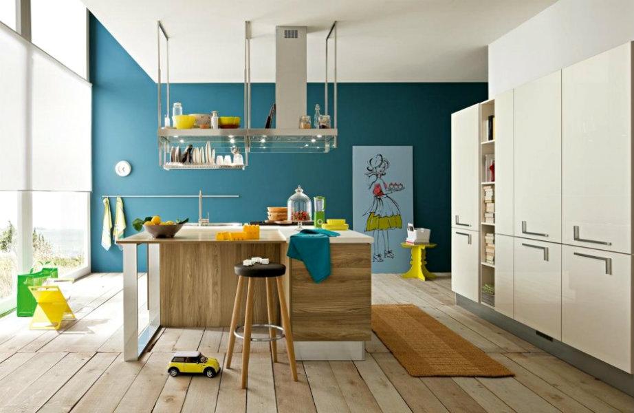 Κρύψτε ό,τι δε σας αρέσει στην κουζίνα σας κάτω από το χαλάκι!