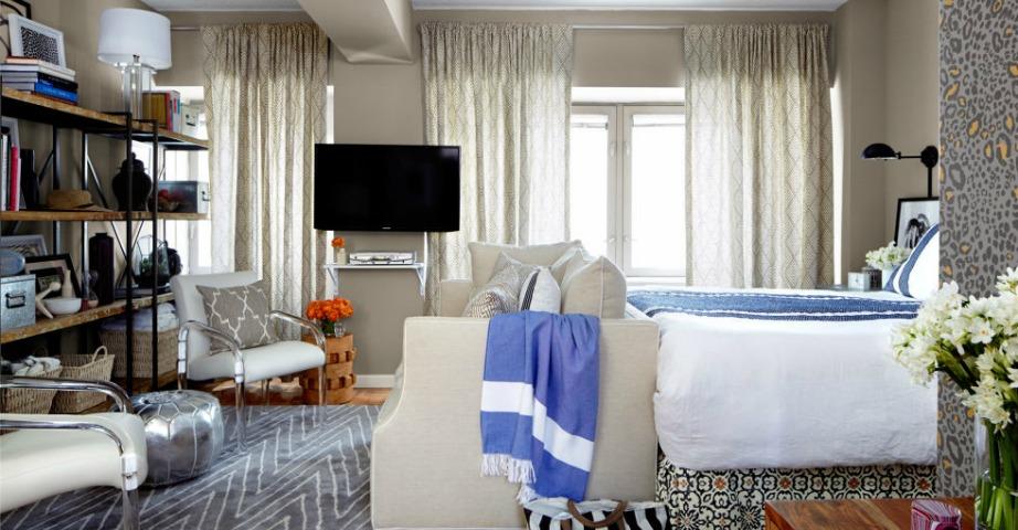 Σε ένα μικρό σπίτι πρέπει να εκμεταλλεύεστε το κάθε τ.μ. και να διακοσμείτε με έπιπλα που είναι άκρως λειτουργικά.