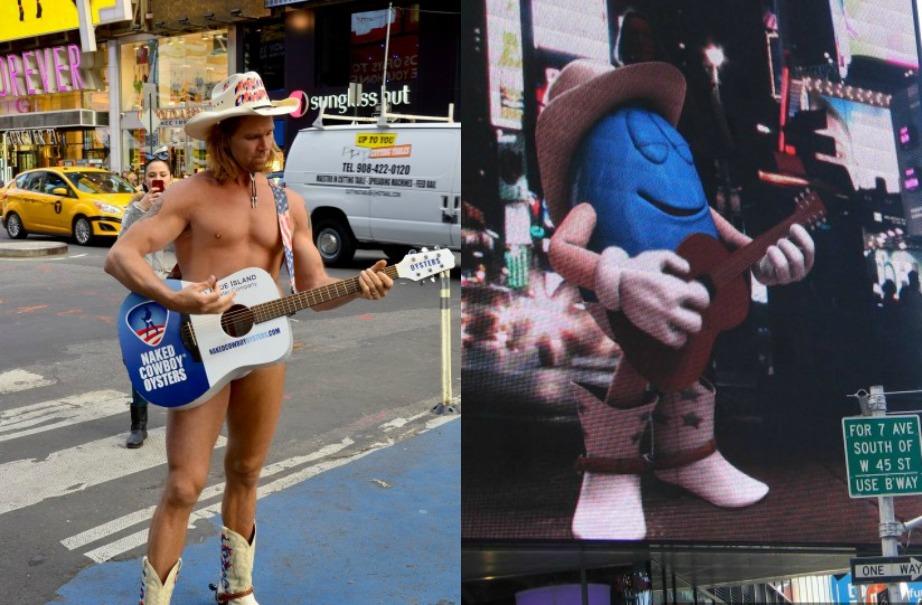 Η αλήθεια είναι πως ο Cowboy είχε κάποιο δίκιο. Η διαφήμιση μοιάζει πολύ σαν αντιγραφή του δικού του στιλ.