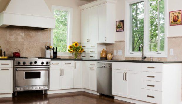 «Πώς να Ανανεώσω τα Ντουλάπια στην Κουζίνα μου»;