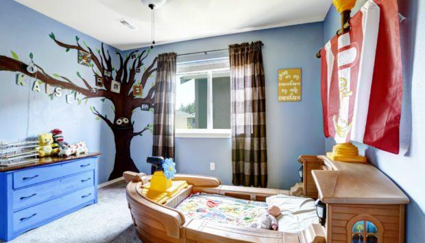 Παιδικό Δωμάτιο: Μεταμορφώστε το Έξυπνα και Οικονομικά!