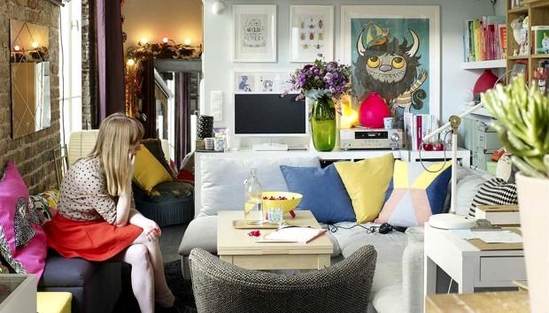 Οι Παριζιάνοι Ξέρουν πως να Διακοσμούν ένα Μικρό Διαμέρισμα!