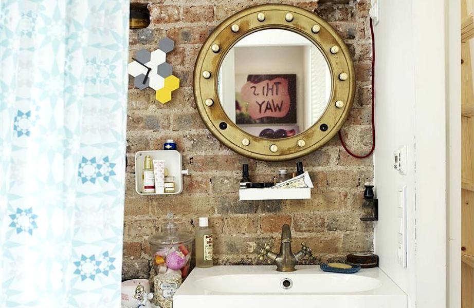 Τι δίνει αυτός ο καθρέφτης στο μπάνιο; Στιλ, βάθος και παριζιάνικη φινέτσα!