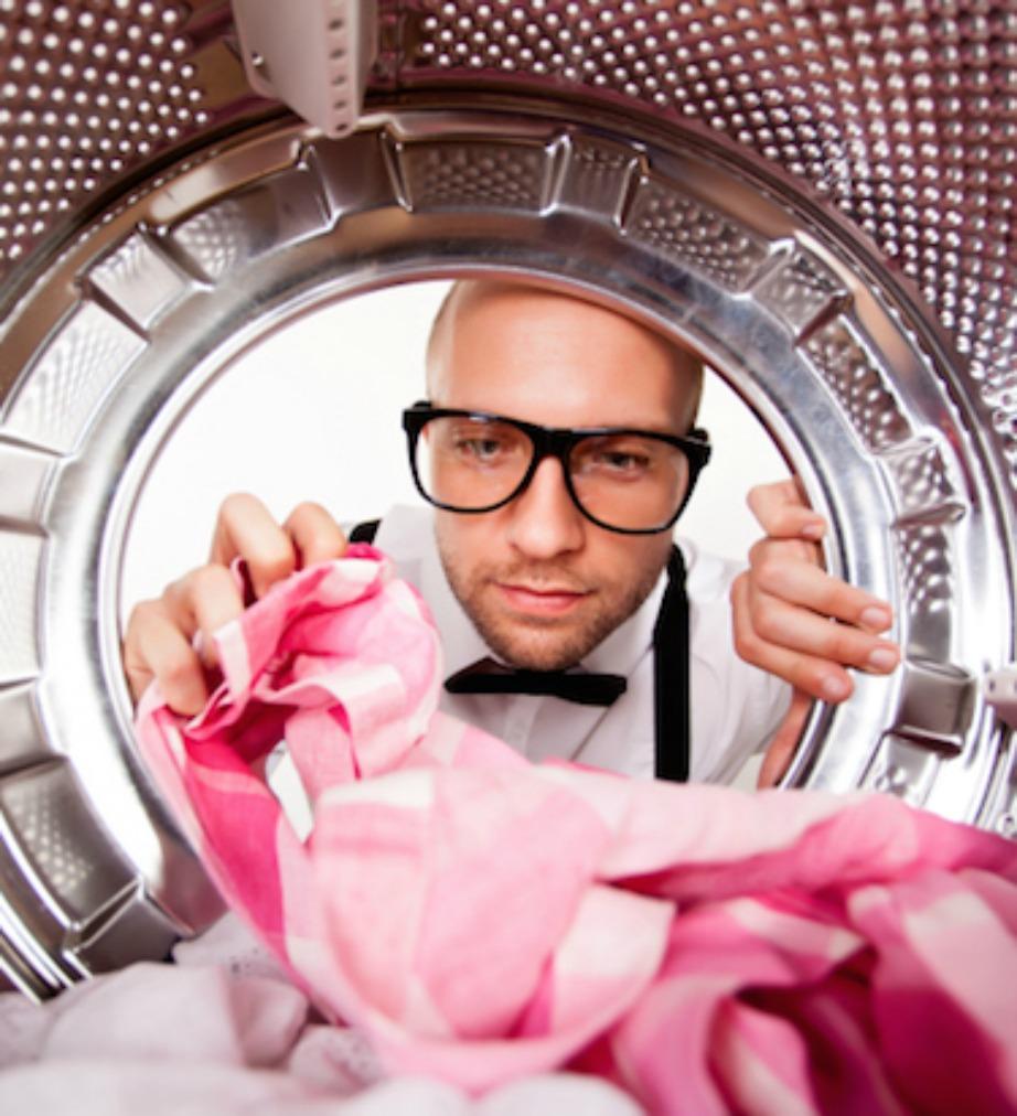 Πλύντε τα σεντόνια σας σε πολύ υψηλή θερμοκρασία νερού.