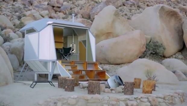 4 από τα πιο Μικροσκοπικά Σπίτια στον Κόσμο!