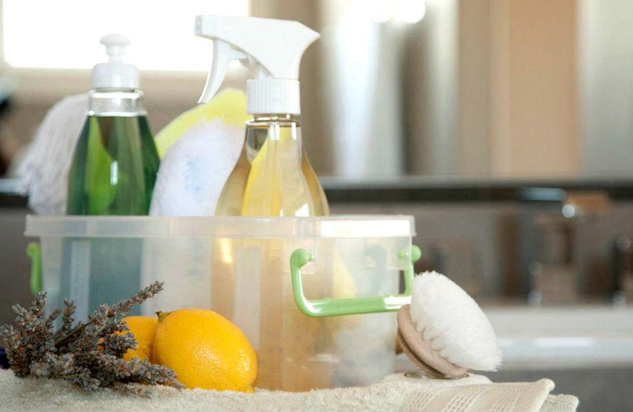 Κυνηγήστε τις προσφορές σε απορρυπαντικά και καθαριστικά.