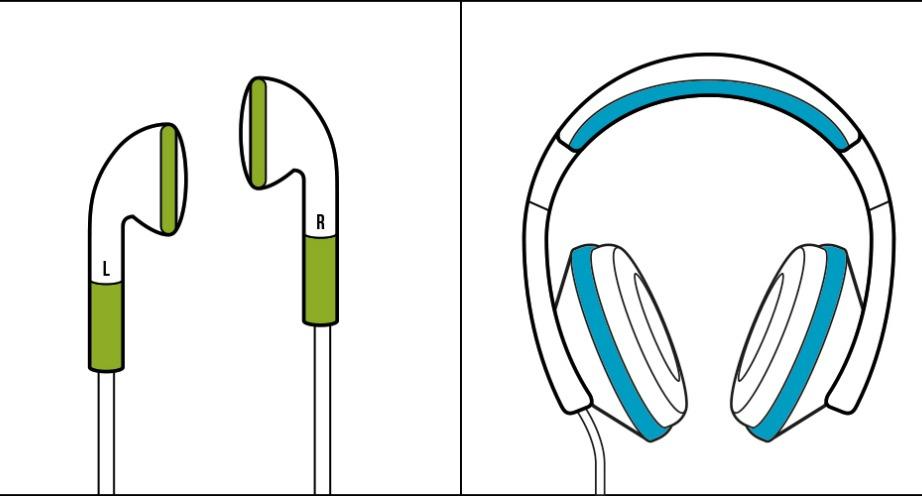 Ποια ακουστικά προτιμάτε;