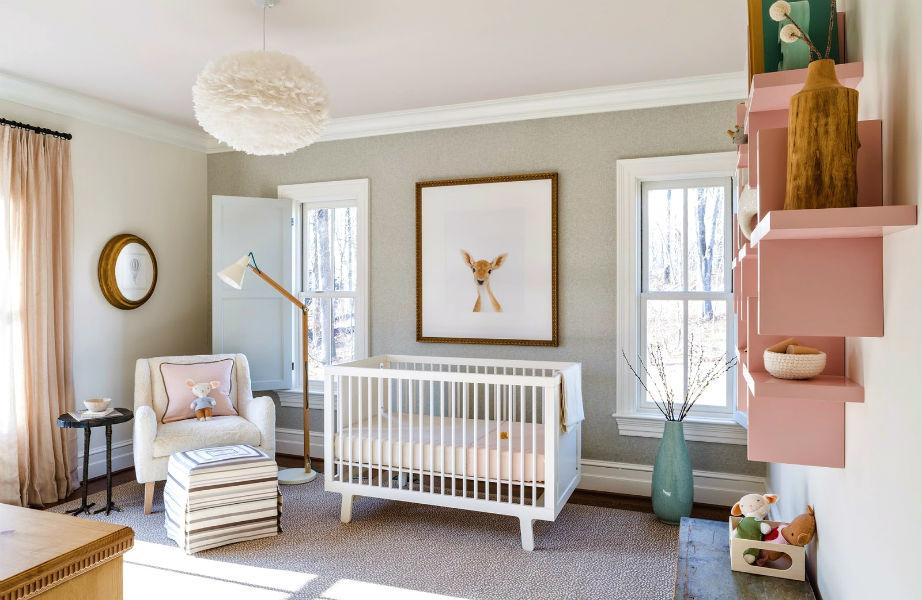 Πώς θα αποκτήσει το βρεφικό υπνοδωμάτιο χαρακτήρα; Μα φυσικά με αφίσες, κάδρα και πίνακες!