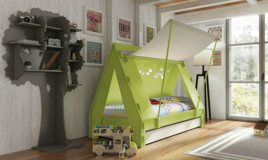 Το οικολογικό παιδικό δωμάτιο