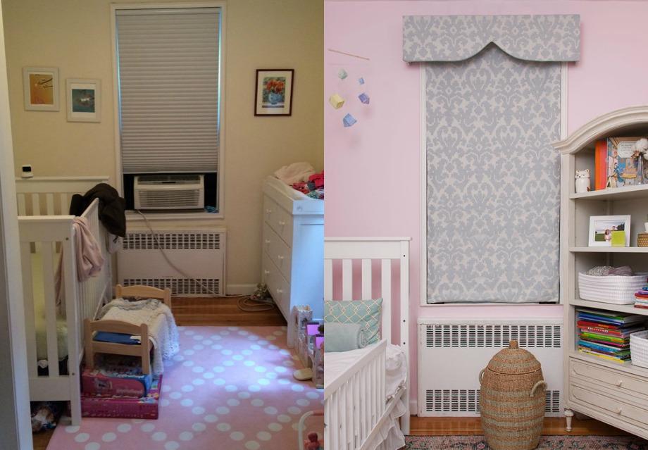 2abe6614eab Πριν και Μετά: 6 Κινήσεις για να Φτιάξετε ένα Κοριτσίστικο Παιδικό ...
