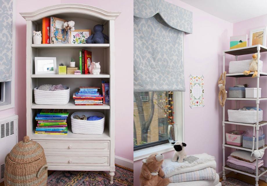 Τα πολυχρηστικά έπιπλα θα σας βοηθήσουν να ενσωματώνετε το δωμάτιο στην ηλικία του παιδιού καθώς μεγαλώνει