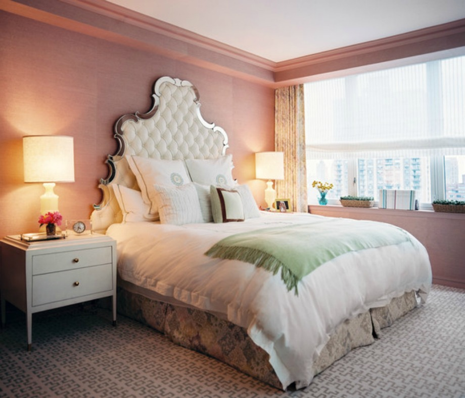 Τα κατάλληλα παλ χρώματα σε συνδυασμό με τον κατάλληλο φωτισμό θα δώσουν στο δωμάτιό σας το επιθυμητό αποτέλεσμα