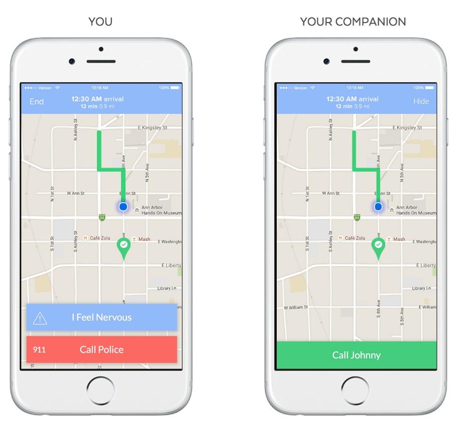 Η εφαρμογή κυκλοφορεί σε Android και iOS.