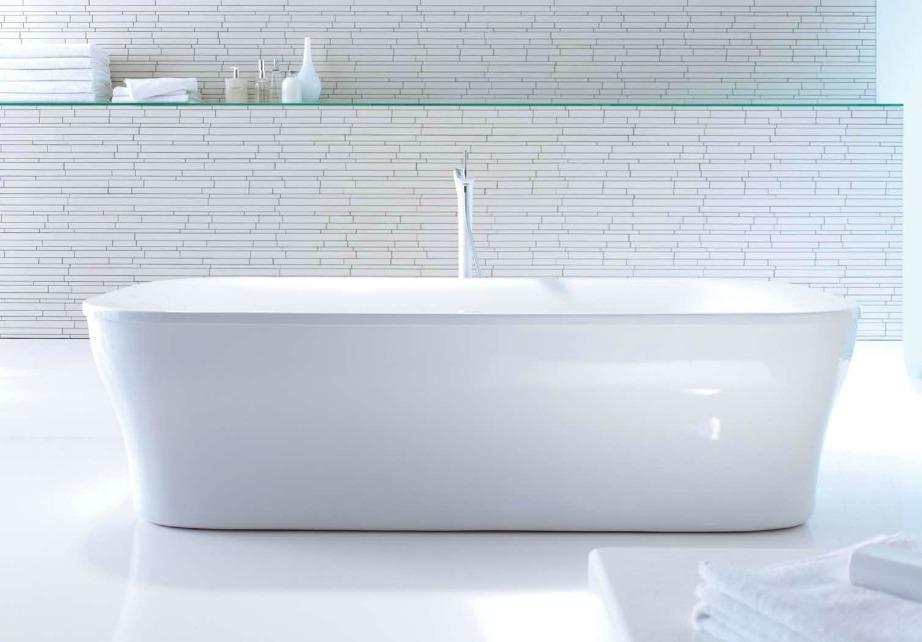 Αφιερώστε, μια φορά τον μήνα, μια ώρα από τον χρόνο σας για να καθαρίσετε αποτελεσματικά την μπανιέρα σας.