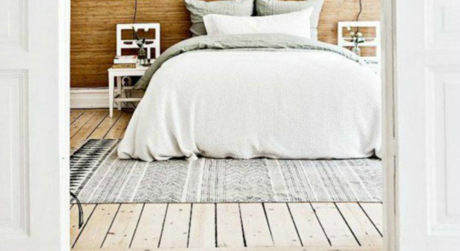 Ανανεώστε το υπνοδωμάτιό σας ακολουθώντας tips σύμφωνα με τα φετινά trends.