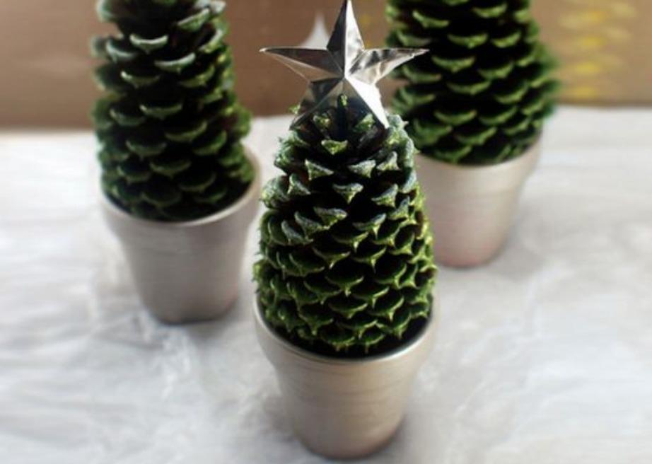 Ένα πανεύκολο χριστουγεννιάτικο diy για να στολίσετε το σπίτι σας.