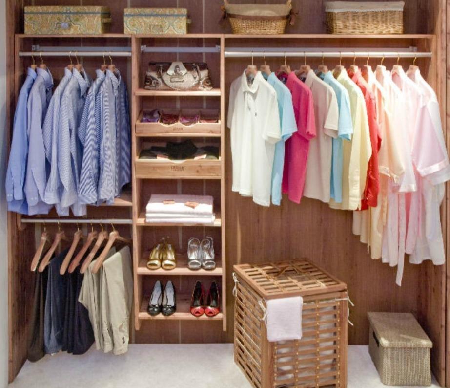 Ξεφορτωθείτε παλιά ρούχα για να κάνετε χώρο για τα καινούρια!