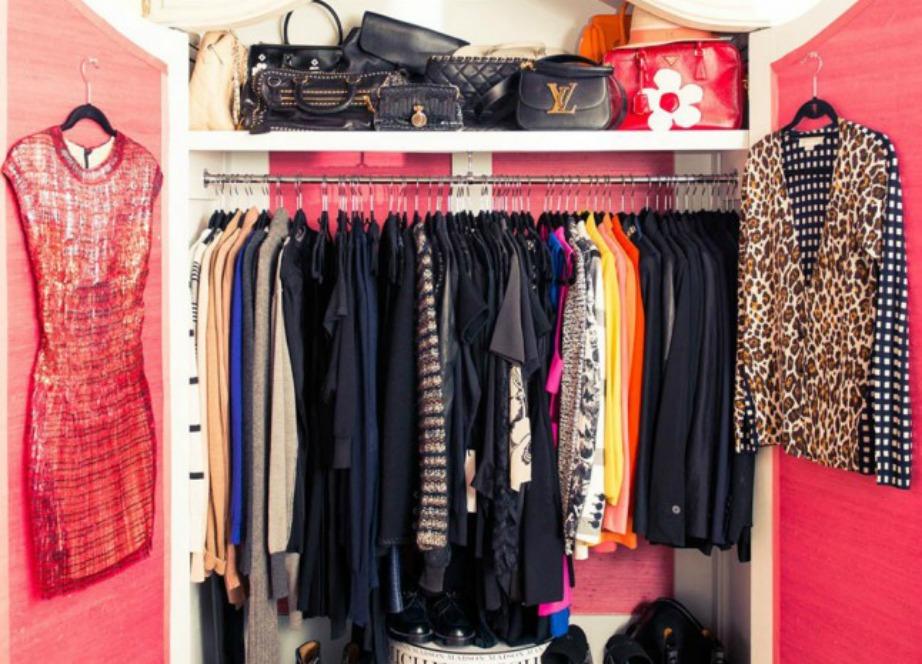 Αυτό είναι μόνο ένα από τα δέκα κομμάτια της ντουλάπας της Miranda Kerr.