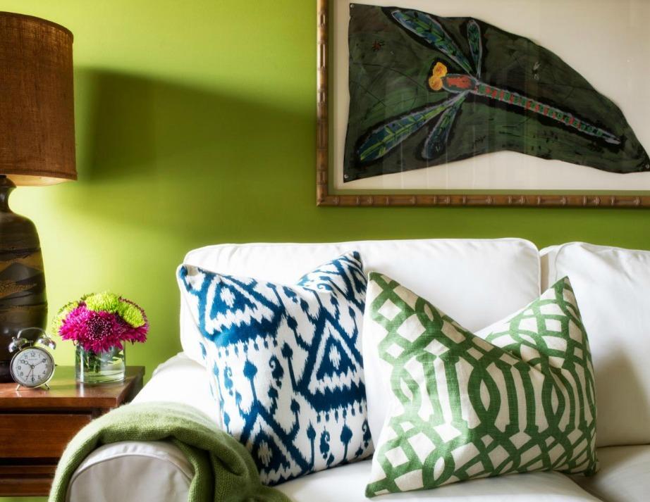 Τα μαξιλάρια θα δώσουν στιλ στο σαλόνι αλλά και στο υπνοδωμάτιό σας!