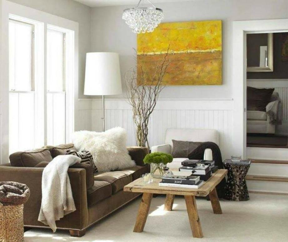 Δημιουργήστε έναν πίνακα για τον τοίχο σας αναμειγνύοντας χρώματα που αγαπάτε.