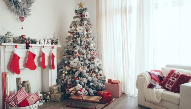 Στολίστε ένα Υπέροχα Χριστουγεννιάτικο Σπίτι με ή Χωρίς Δέντρο!