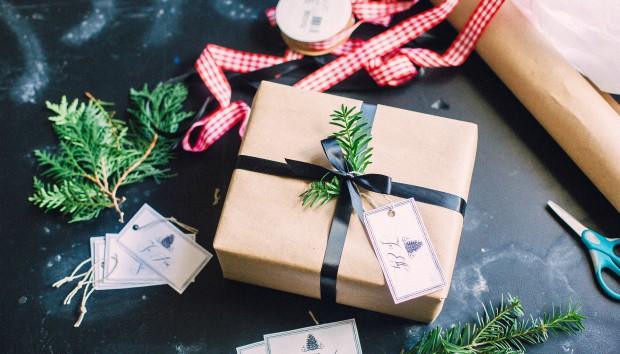 5 Πρωτότυπες Ιδέες για να Τυλίξετε τα Δώρα σας