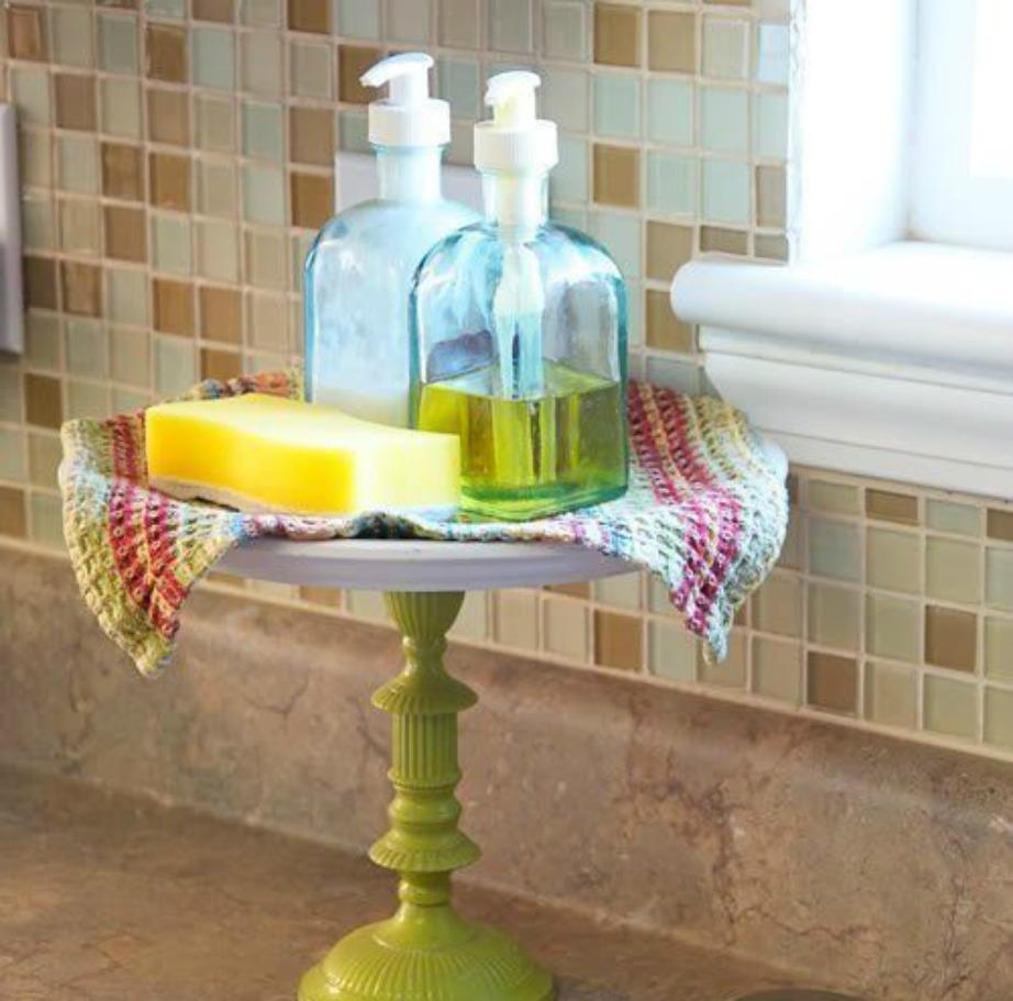 Μην ξεχνάτε να καθαρίζετε και τα προϊόντα καθαρισμού.