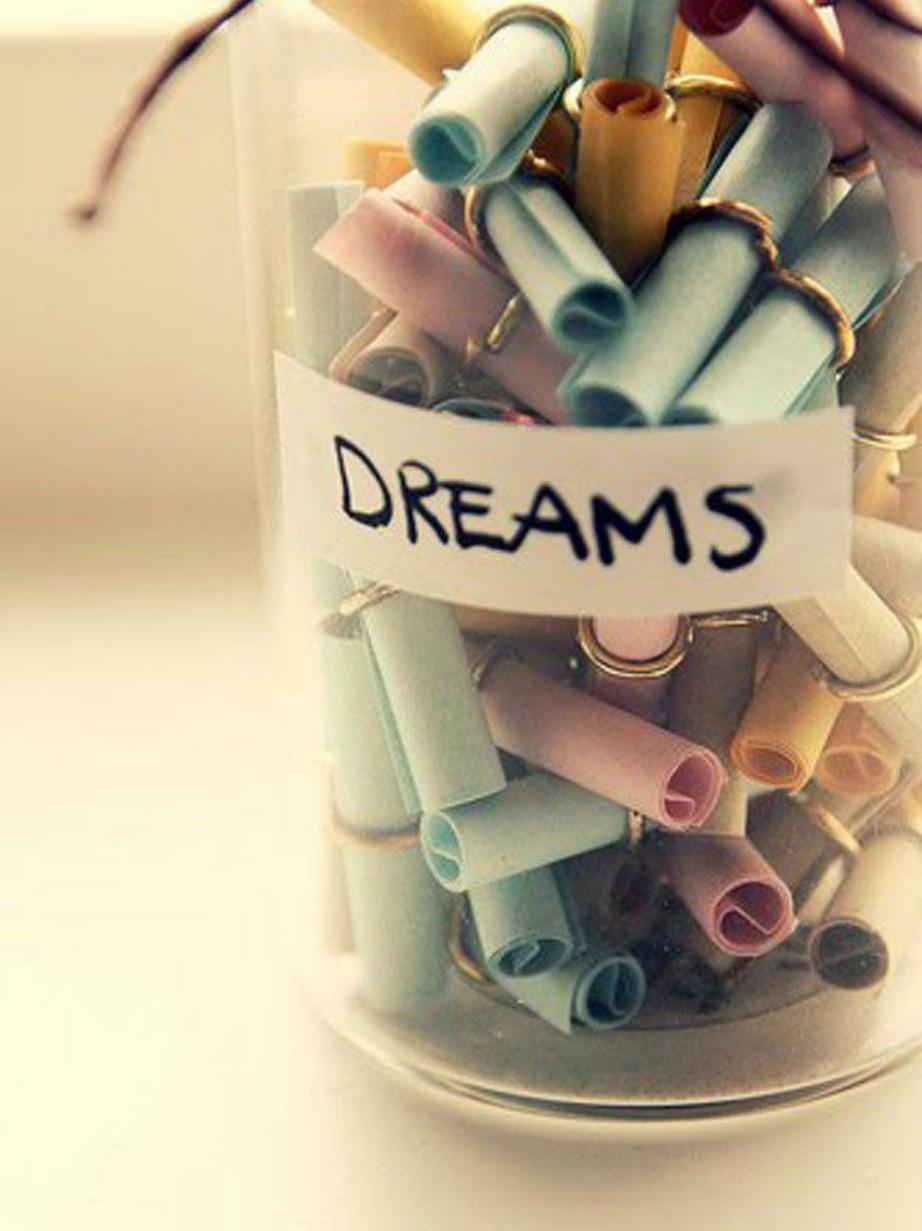 Όλα τα παιδιά, μικρά και μεγάλα, έχουν όνειρα!