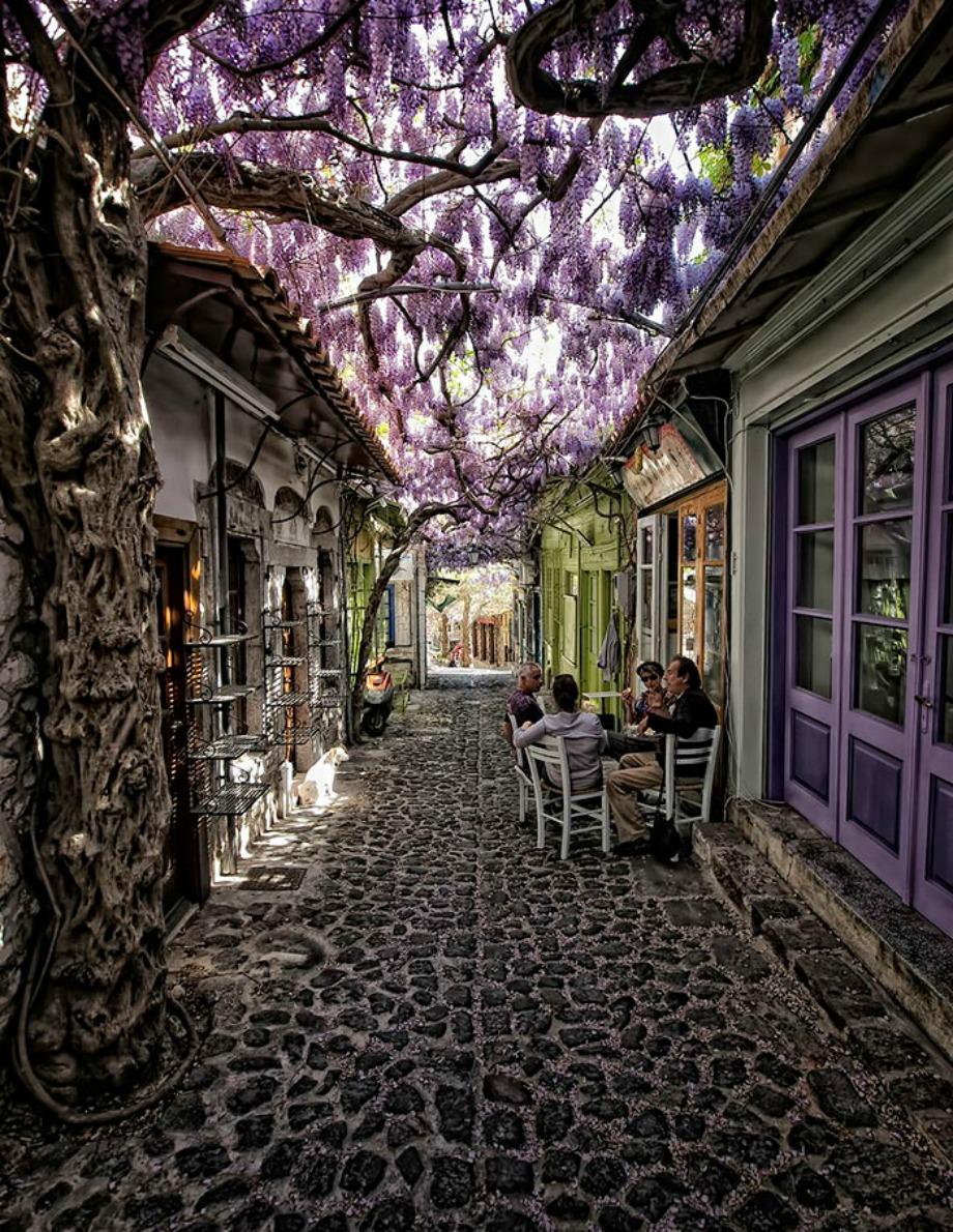 Μόλυβος, Μυτιλήνη, Ελλάδα