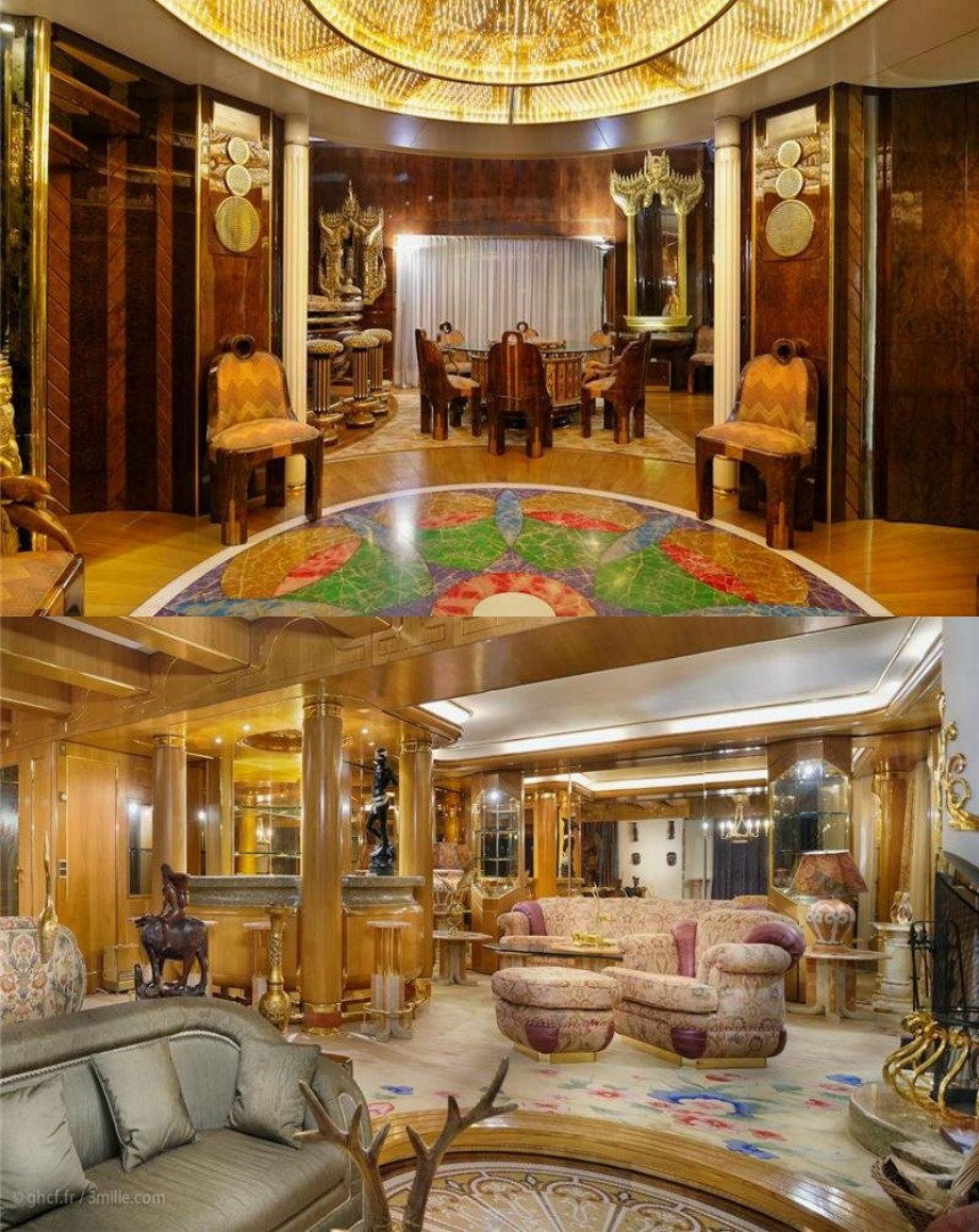Αν έχετε μανία με τα πλοία, τότε καλύτερα να κλείσετε ένα ταξιδάκι παρά να φέρετε τη διακόσμηση του πλοίου μέσα στο σπίτι σας