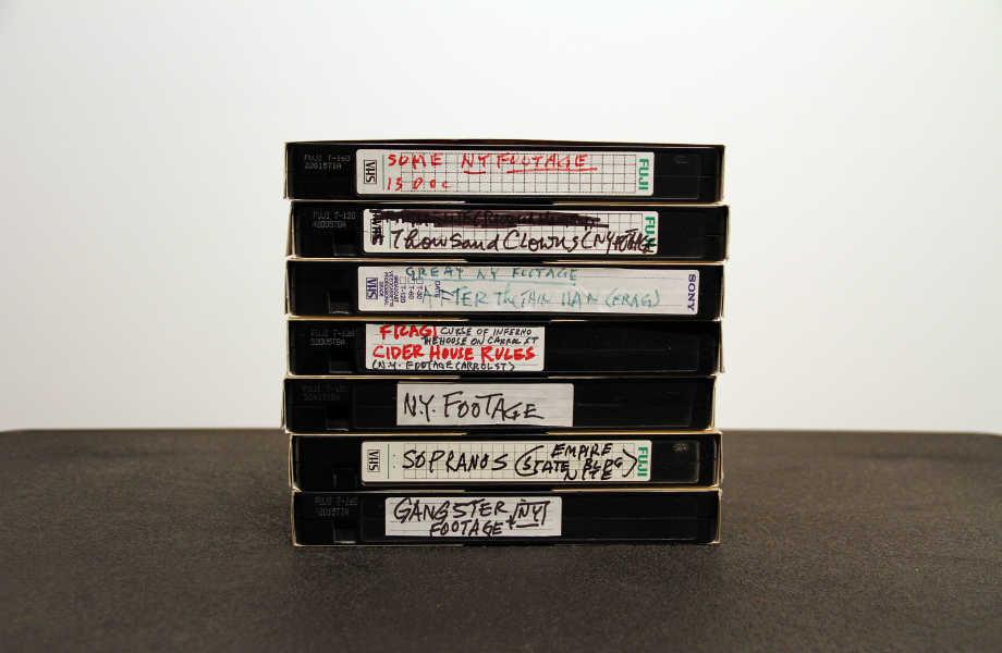 Μπορεί να έχουν vintage αέρα, αλλά δεν υπάρχει λόγος να κρατάτε τις παλιές βιντεοκασέτες σπίτι σας!