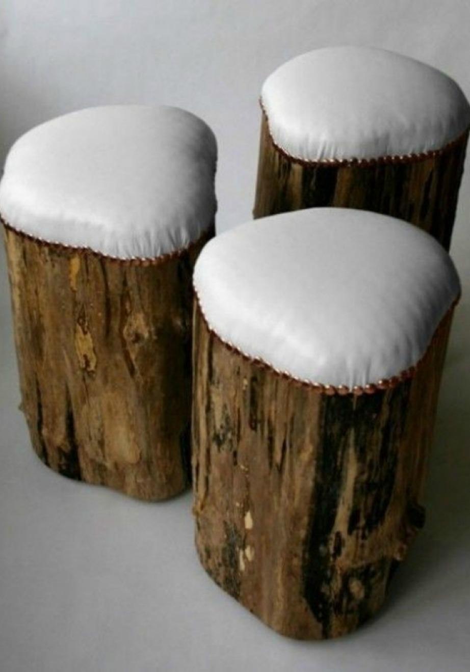 Τα πιο οικονομικά ξύλινα σκαμπό.