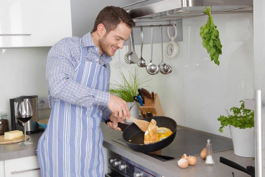 Το θέμα είναι να βάλετε σε μια τάξη την μαγειρική σας έτσι ώστε να μην επικρατεί χαμός στην κουζίνα σας.