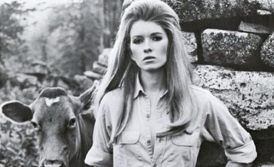 Η Martha Stewart την εποχή που ασχολούνταν με το μόντελινγκ.
