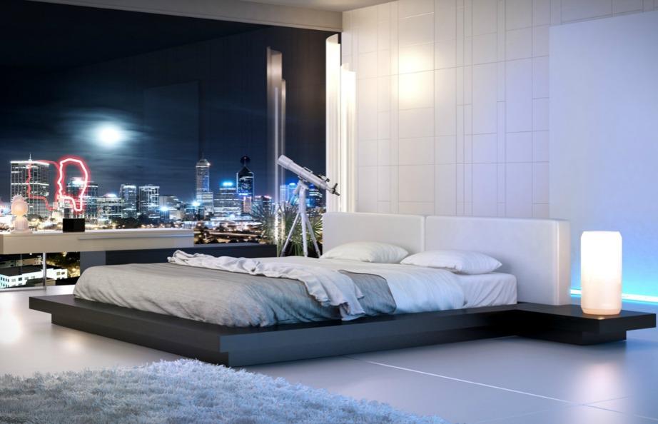 Έν δωμάτιο με όμορφη θέα δεν χρειάζεται επιπλέον διακόσμηση