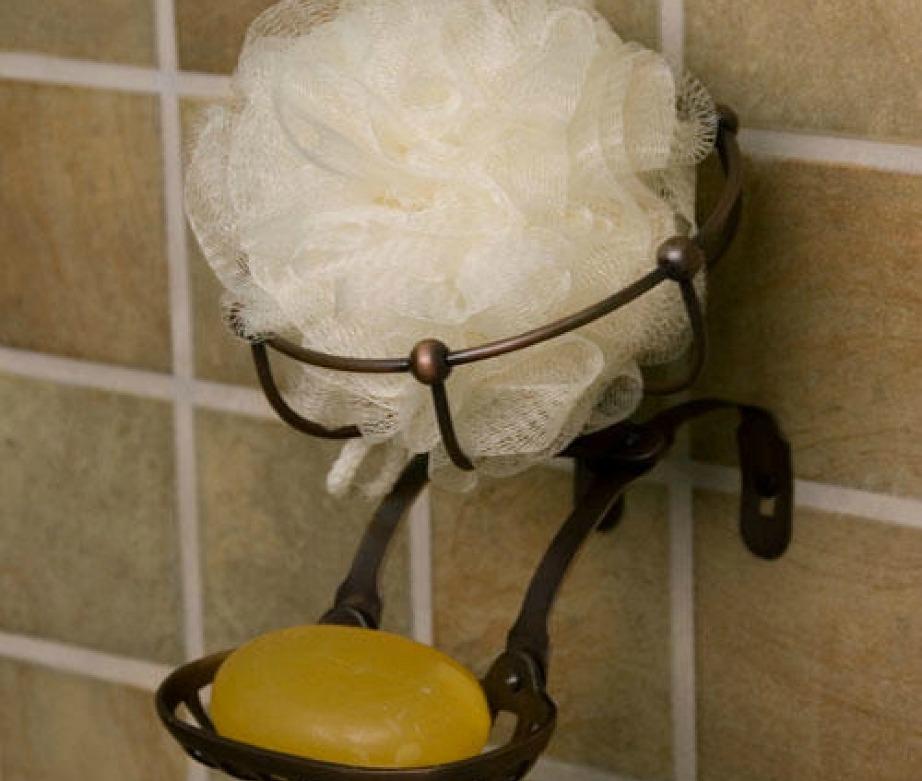 Μην αφήνετε το σφουγγάρι να στεγνώνει στο μπάνιο!