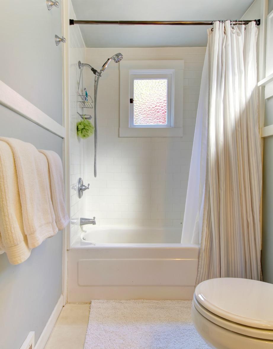 Προσοχή! Για να μειώσετε τις πιθανότητες μούχλας και υγρασίας, σκουπίστε κάθε υγρή επιφάνεια μετά από κάθε μπάνιο ή ντους.