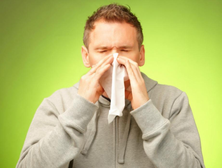 Υπάρχει τρόπος να σταματήσετε να φυσάτε τη μύτη σας 100 φορές τη μέρα.