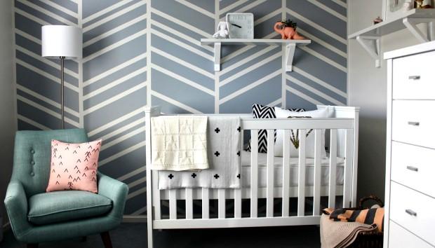 12 Βήματα για Ένα Τέλειο Βρεφικό Υπνοδωμάτιο!